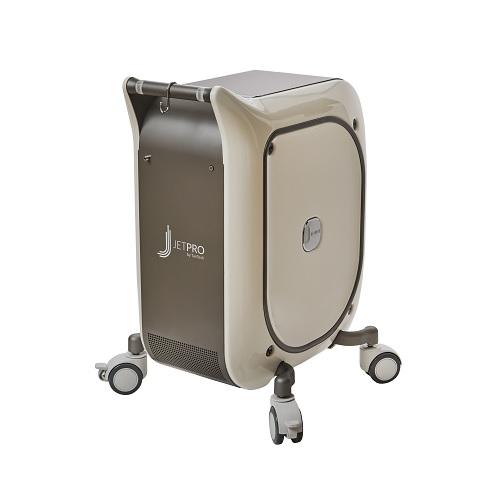 Urządzenie dohydradermabrazji iaplikacji serum JetPeel PRO