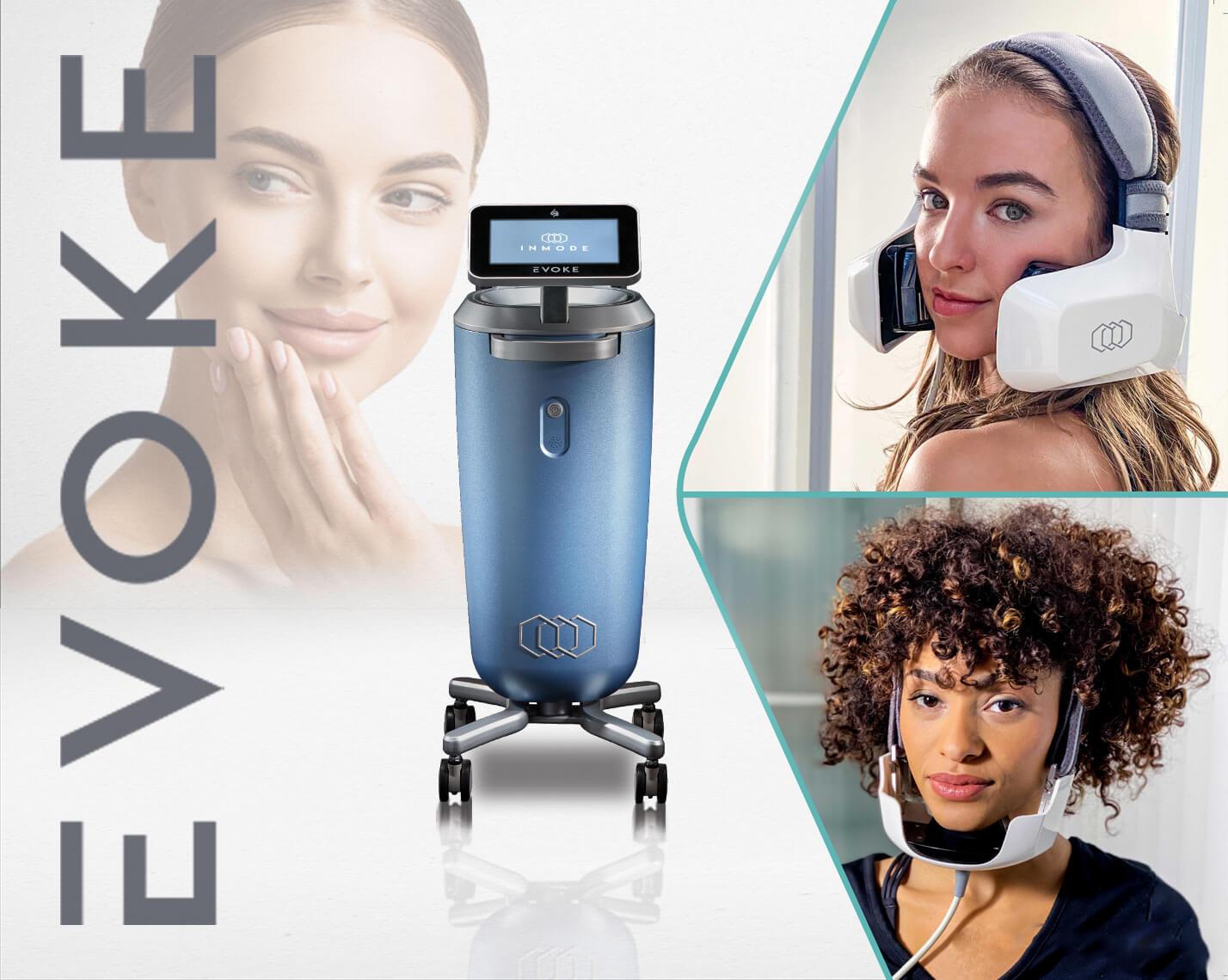 EVOKE – Pierwszy robot domodelowania twarzy zcertyfikatem FDA